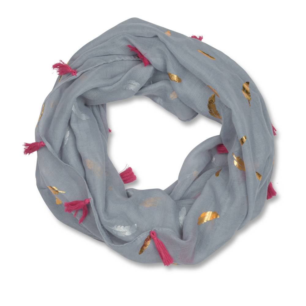 Foulard MULTICOLOR LOVELY SKULL