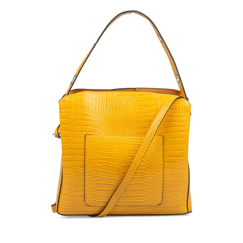 Sac à Main JAUNE MERRY SCOTT