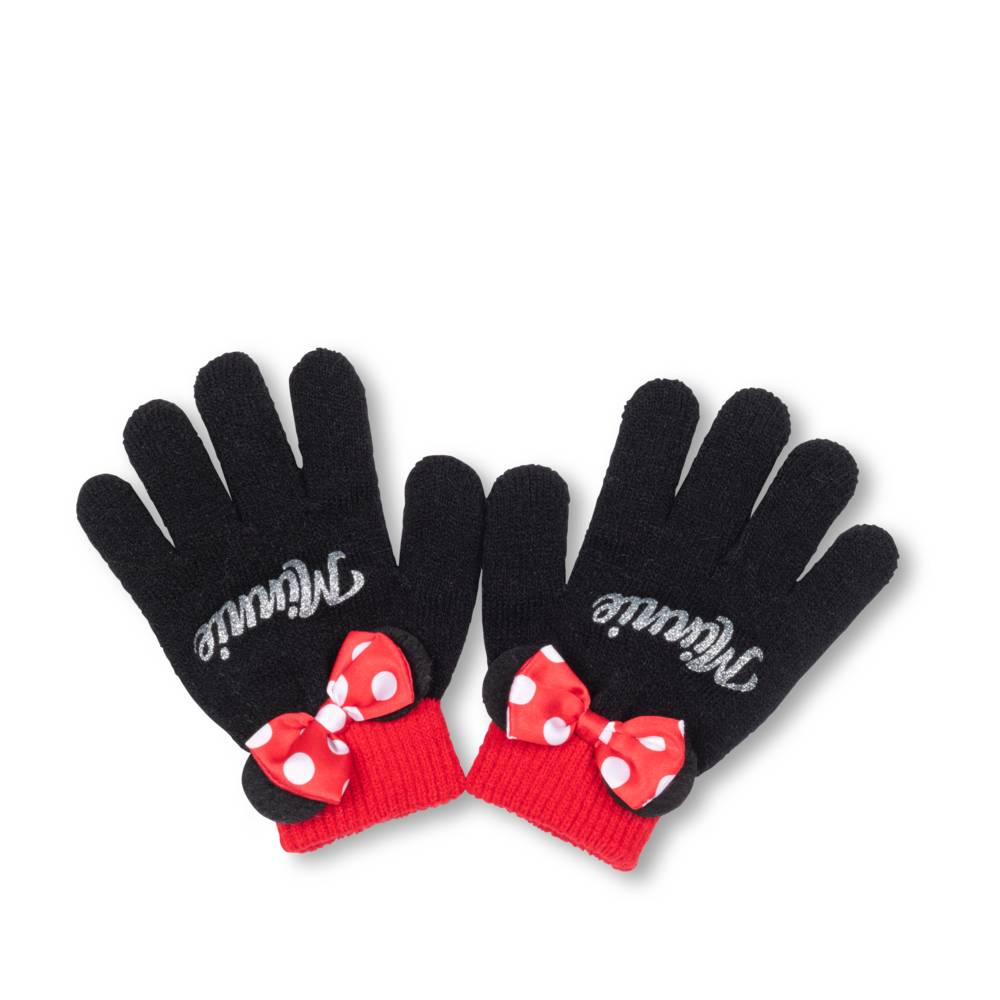 Gants ROUGE MINNIE