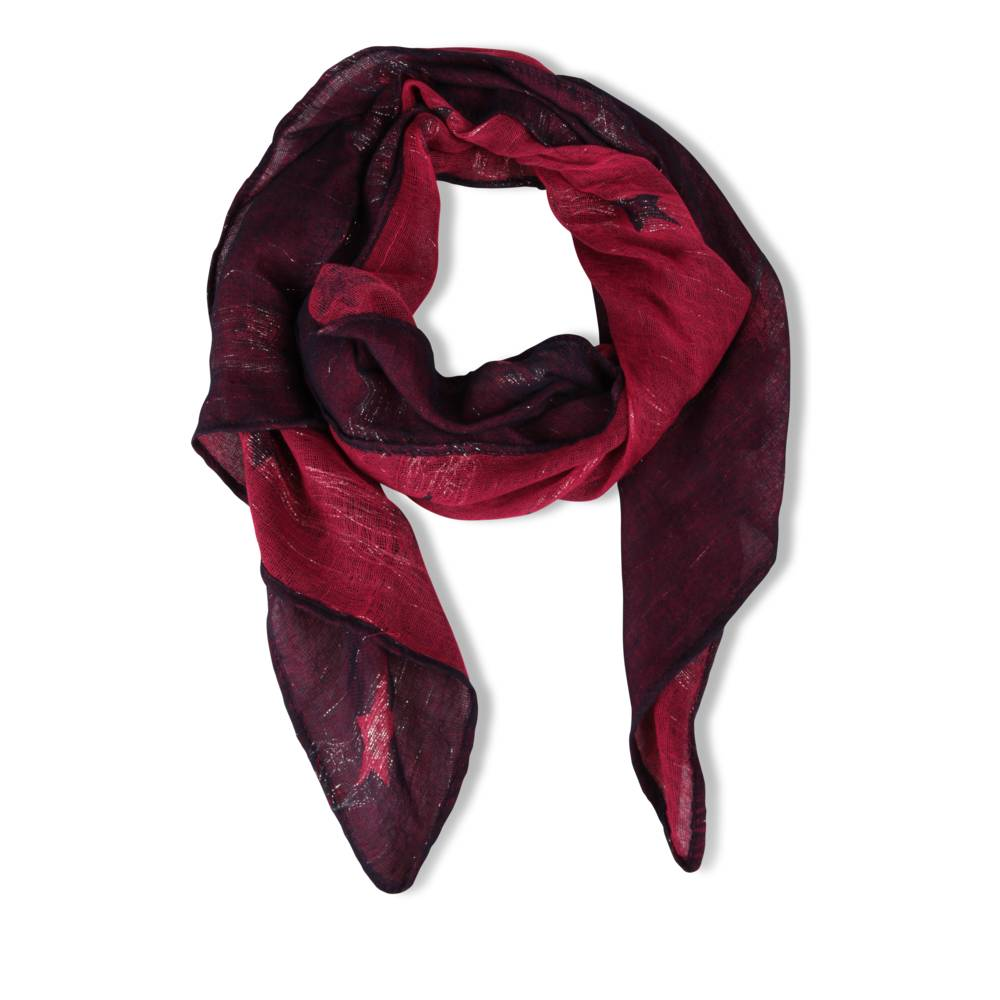 Foulard ROSE LOVELY SKULL