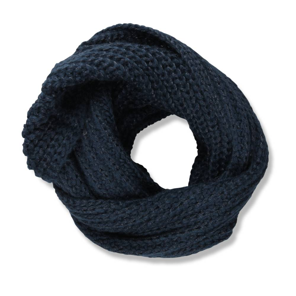 Snood BLEU MERRY SCOTT