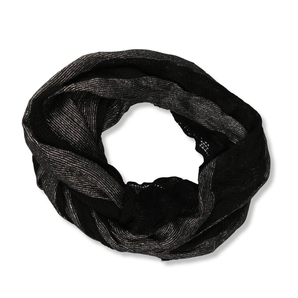 Snood NOIR MERRY SCOTT