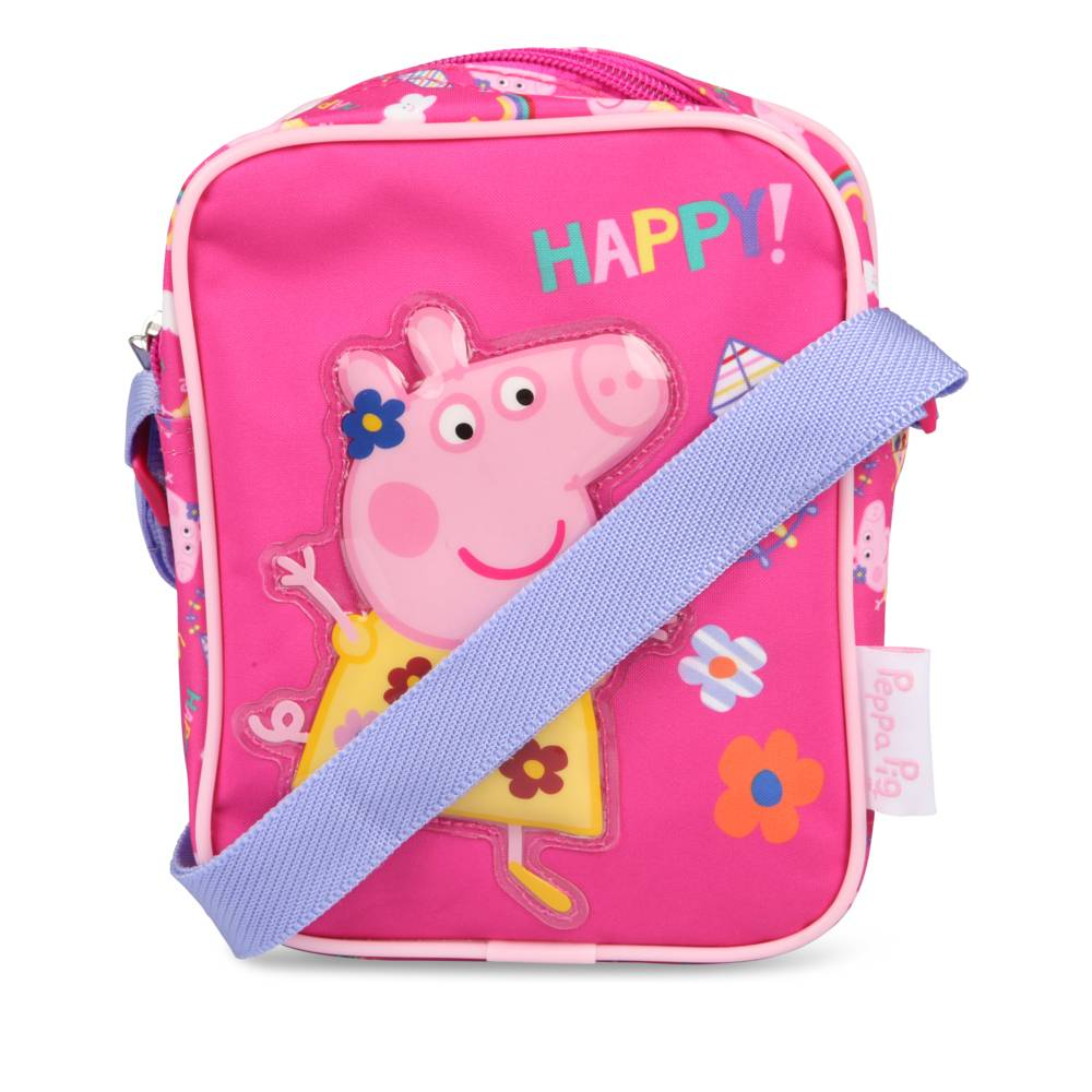 Sac à main ROSE PEPPA PIG