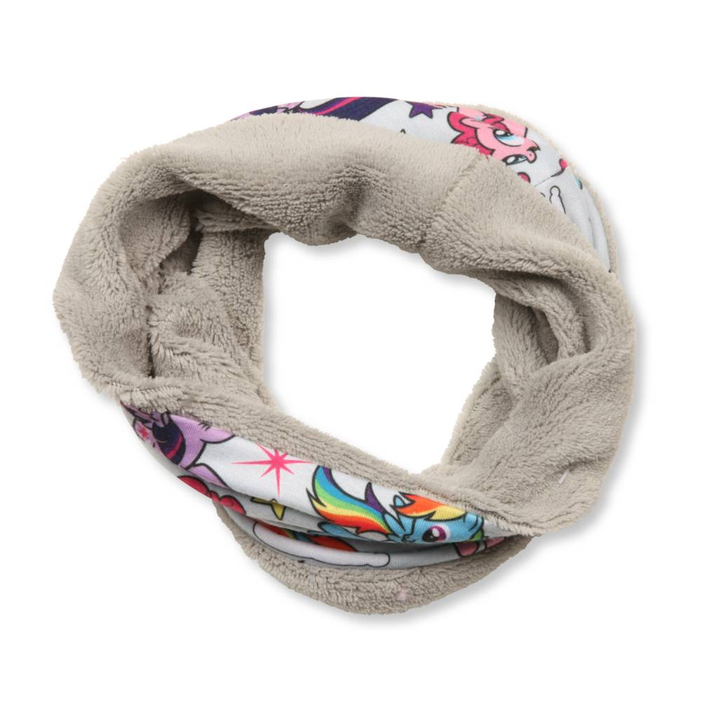 Foulard GRIS MY LITTLE PONY