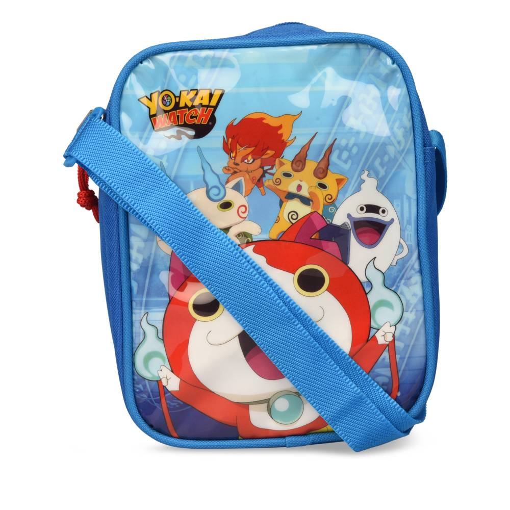 Pochette BLEU YO KAI WATCH