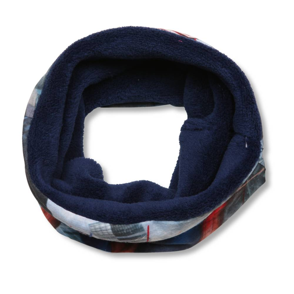 Foulard BLEU SPIDERMAN