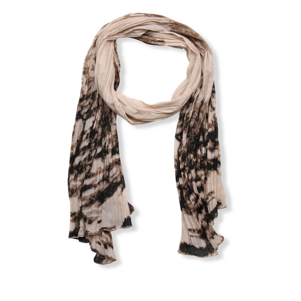 Foulard MARRON MERRY SCOTT