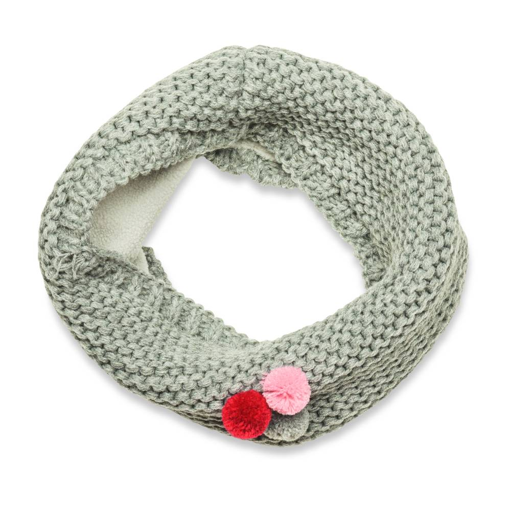 Snood GRIS NINI & GIRLS