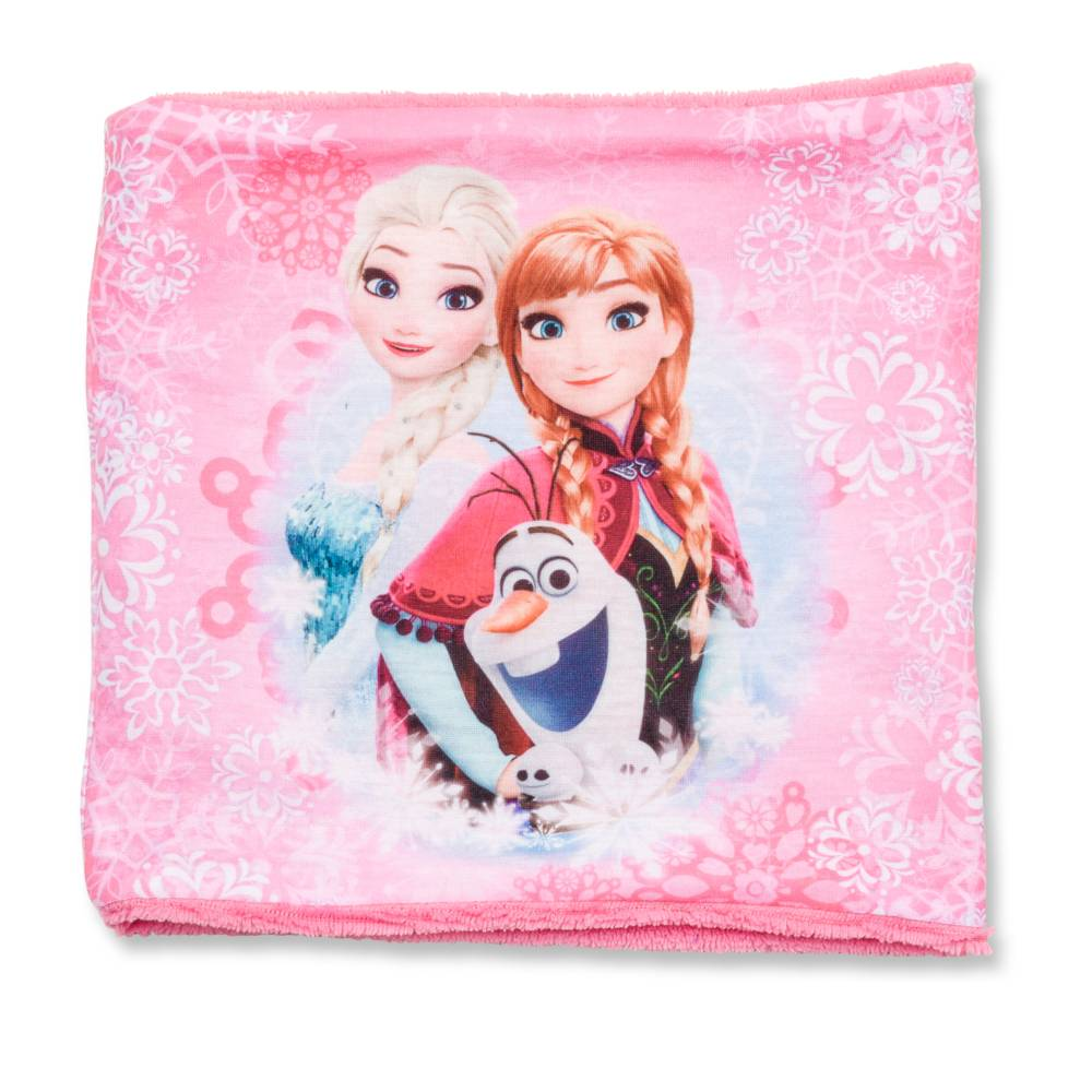 Snood ROSE LA REINE DES NEIGES