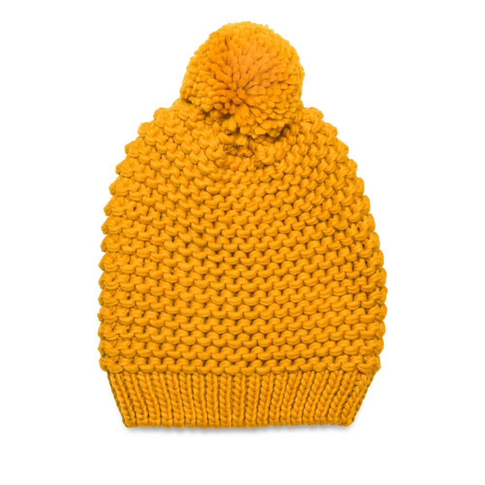Bonnet JAUNE MERRY SCOTT