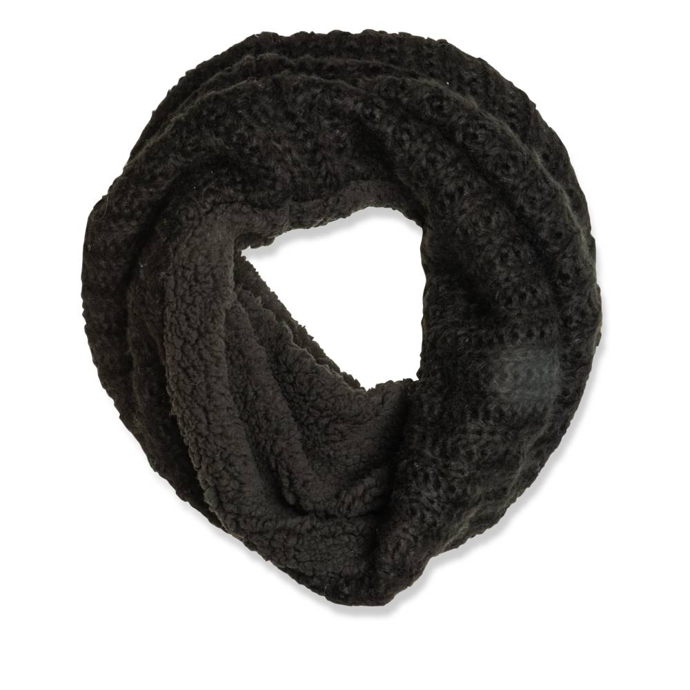 Snood NOIR B-BLAKE
