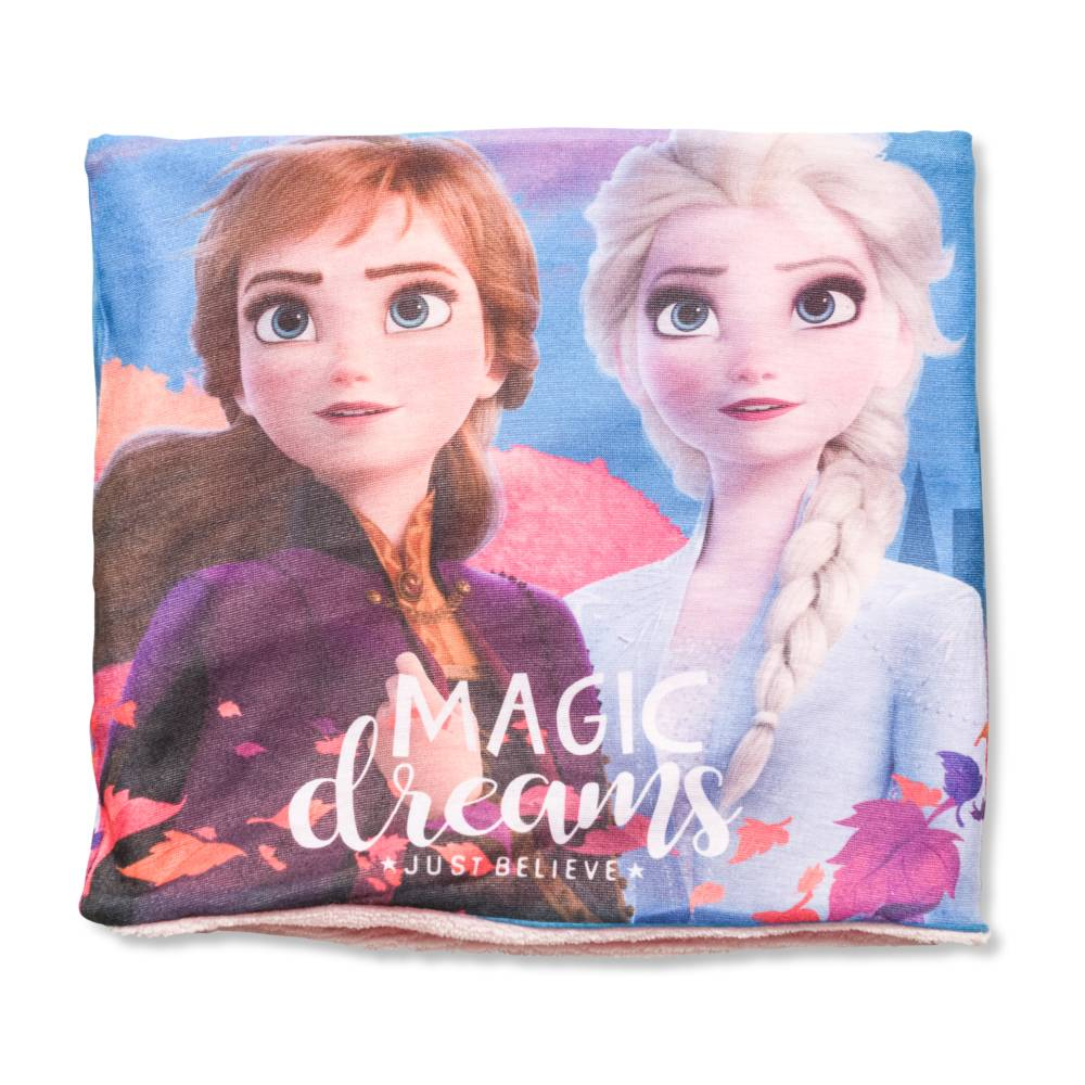 Snood MULTICOLOR LA REINE DES NEIGES