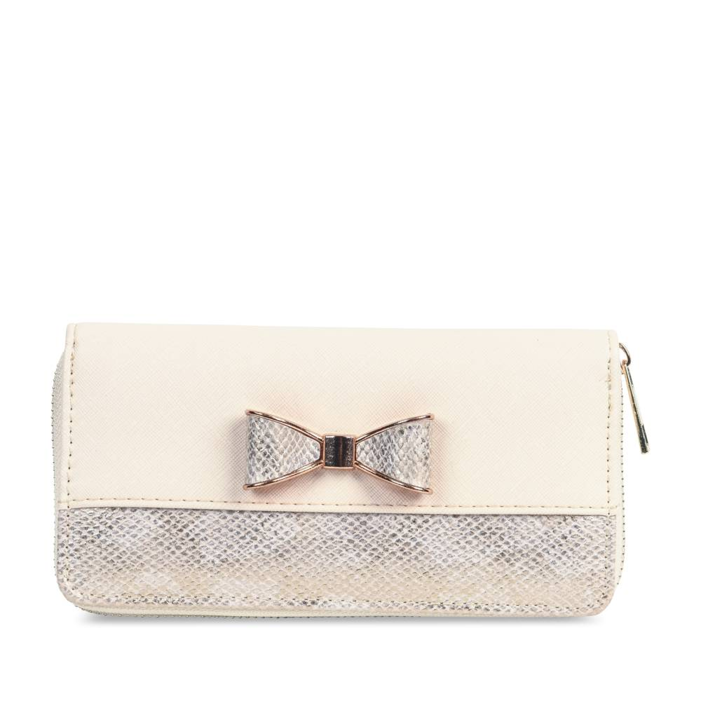Portefeuille BEIGE MERRY SCOTT