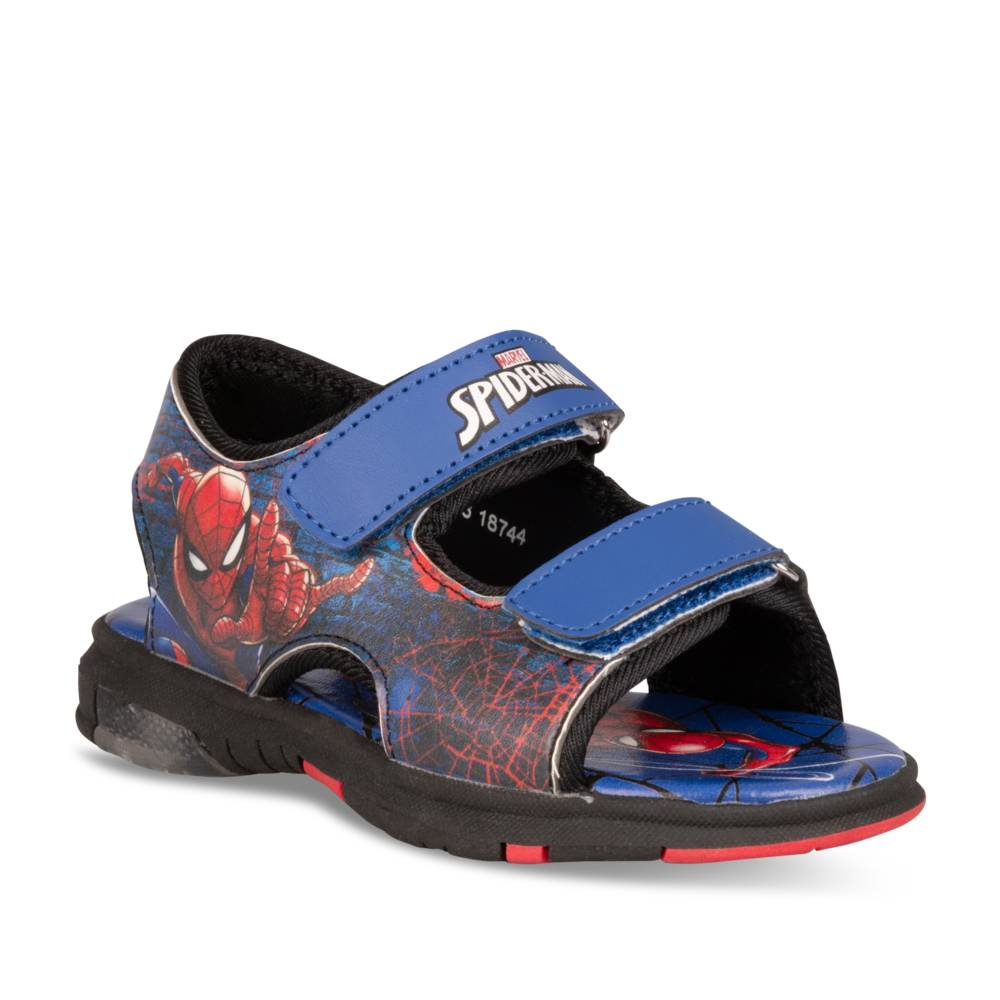 Sandalen BLAUW SPIDERMAN