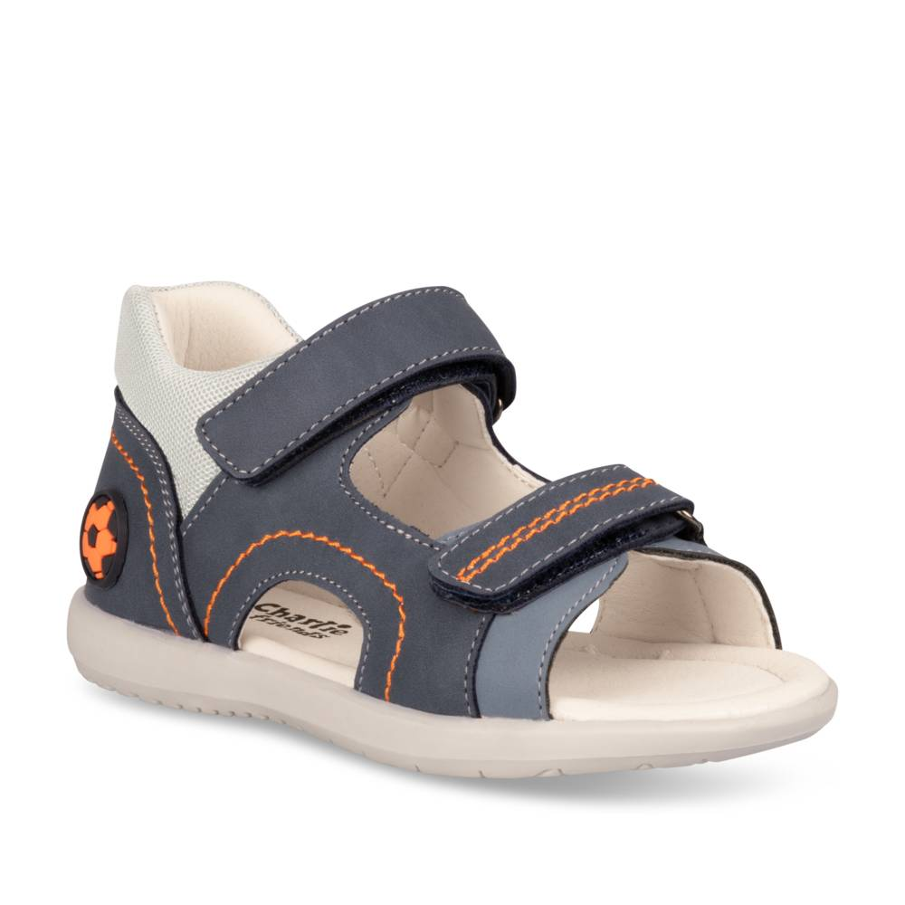 Sandalen NAVY CHARLIE & FRIENDS