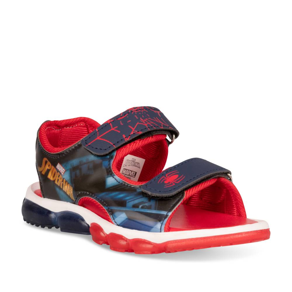 Sandalen ZWART SPIDERMAN