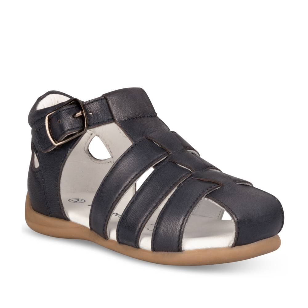 Sandalen NAVY FREEMOUSS BOY CUIR