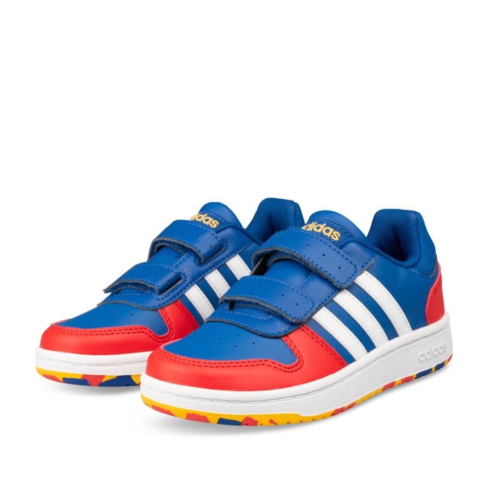 Baskets BLEU ADIDAS