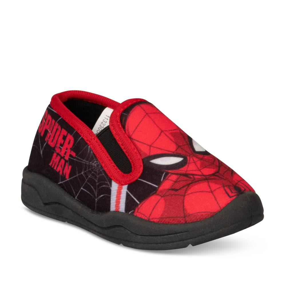 Chaussons ROUGE SPIDERMAN
