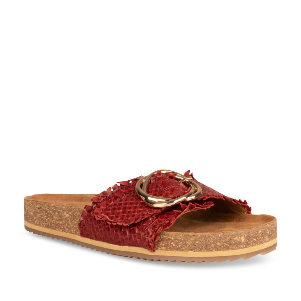 Mules ROUGE SINEQUANONE LEATHER