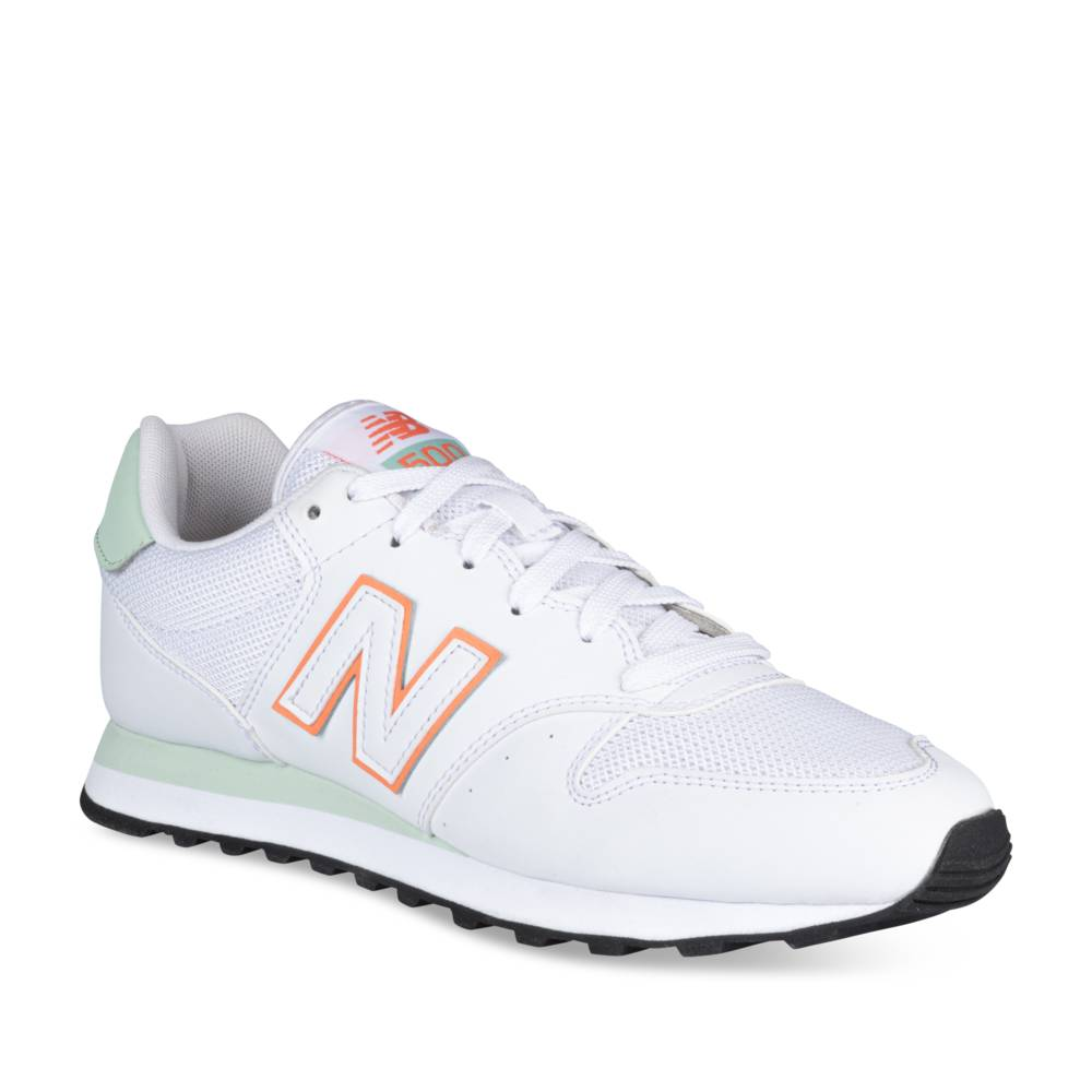 Baskets BLANC NEW BALANCE