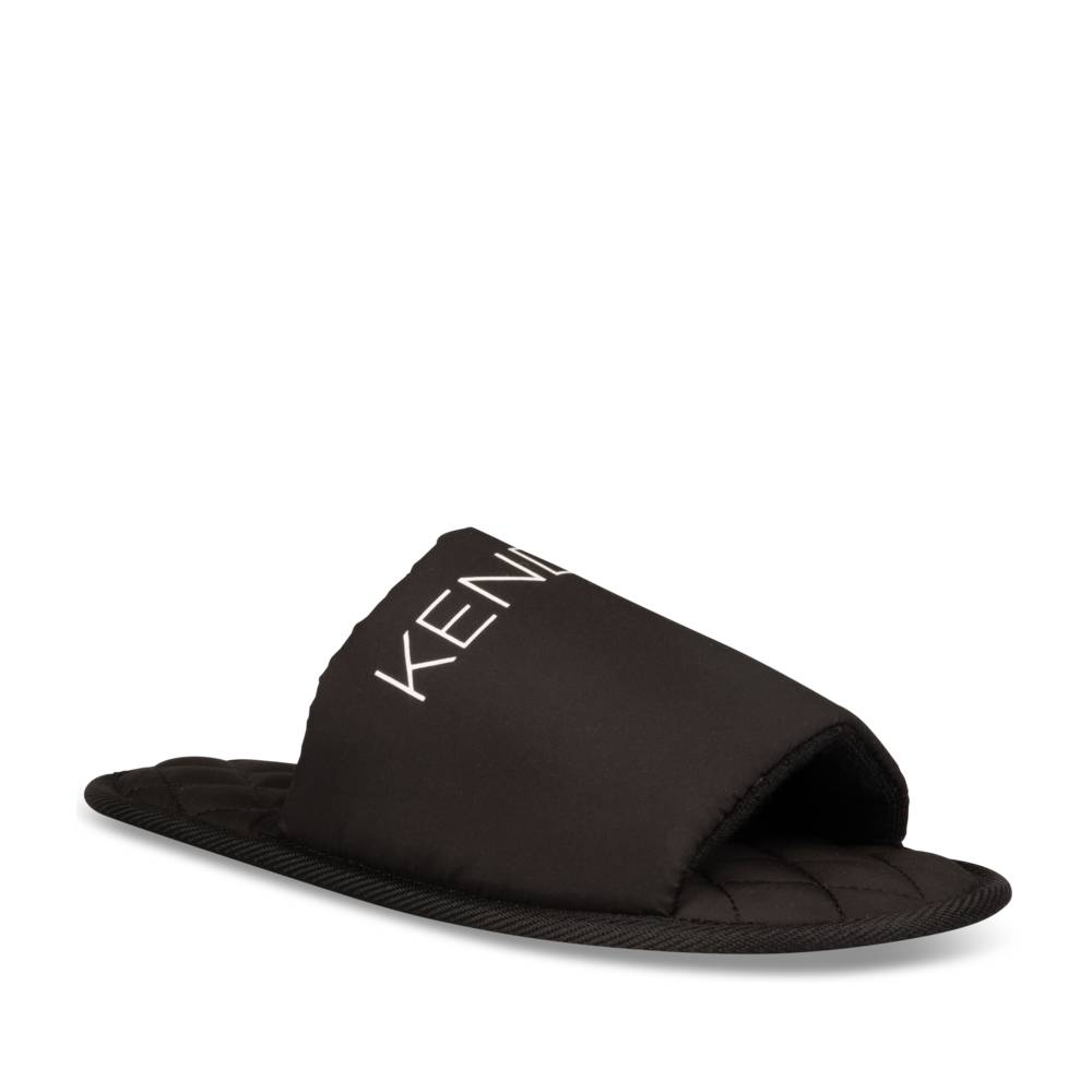 Chaussons NOIR KENDALL+KYLIE