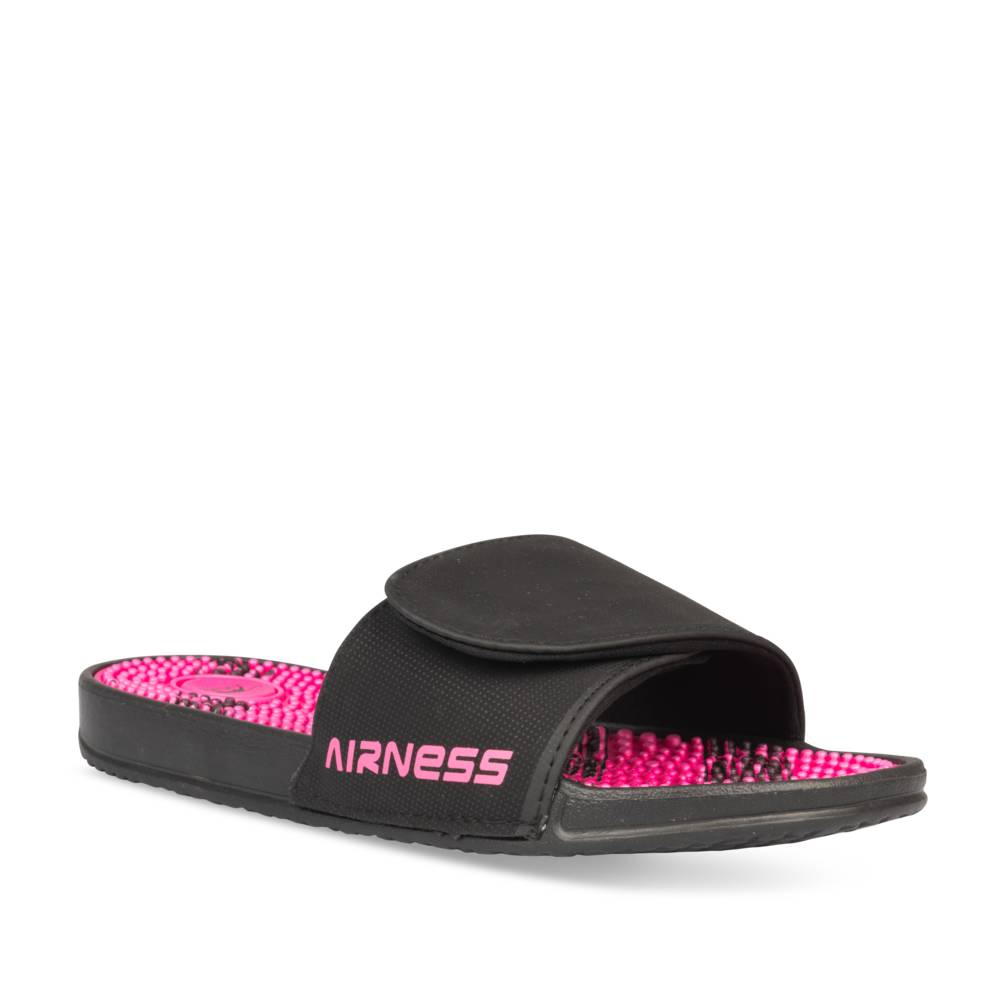 Tongs plates NOIR AIRNESS