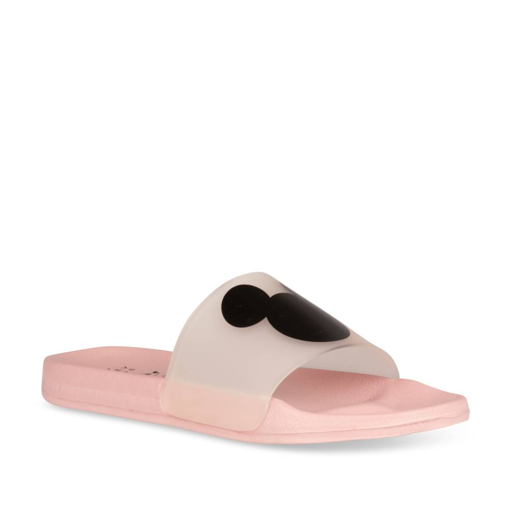 Teenslippers ROZE MICKEY