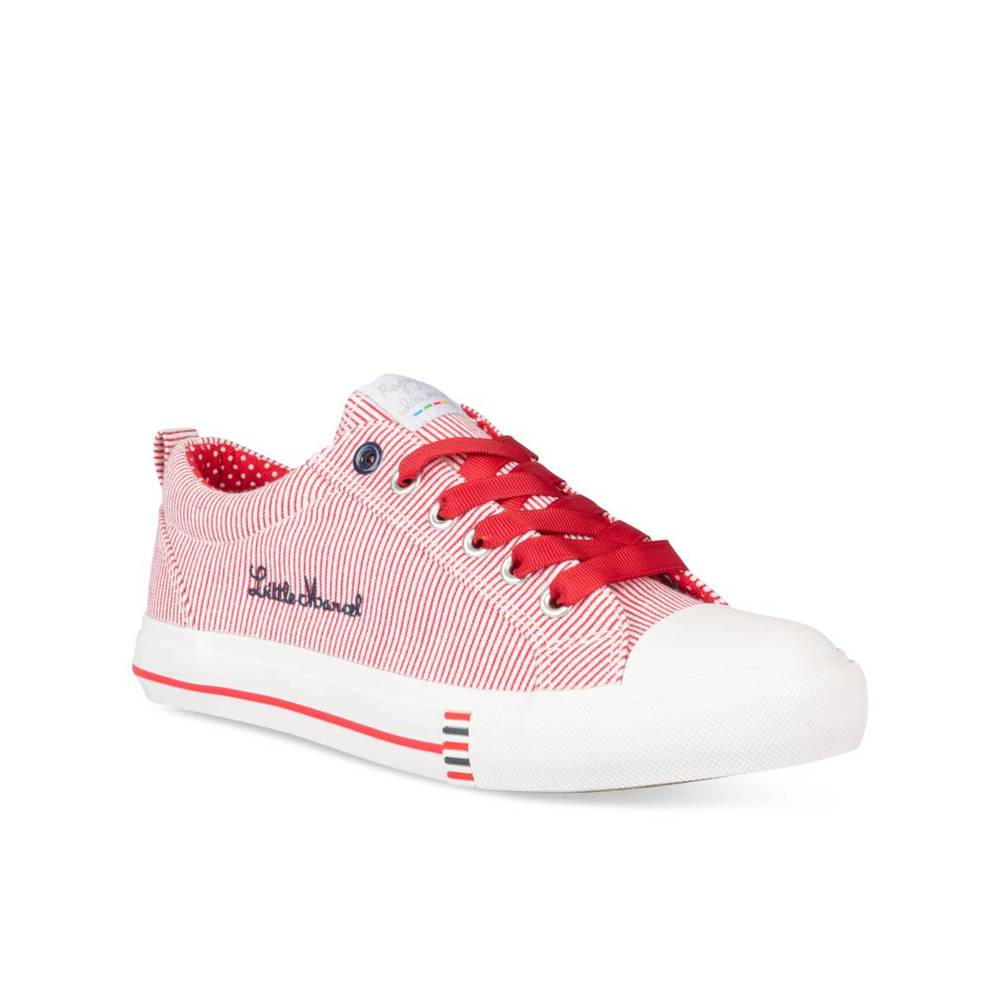 Baskets ROUGE LITTLE MARCEL