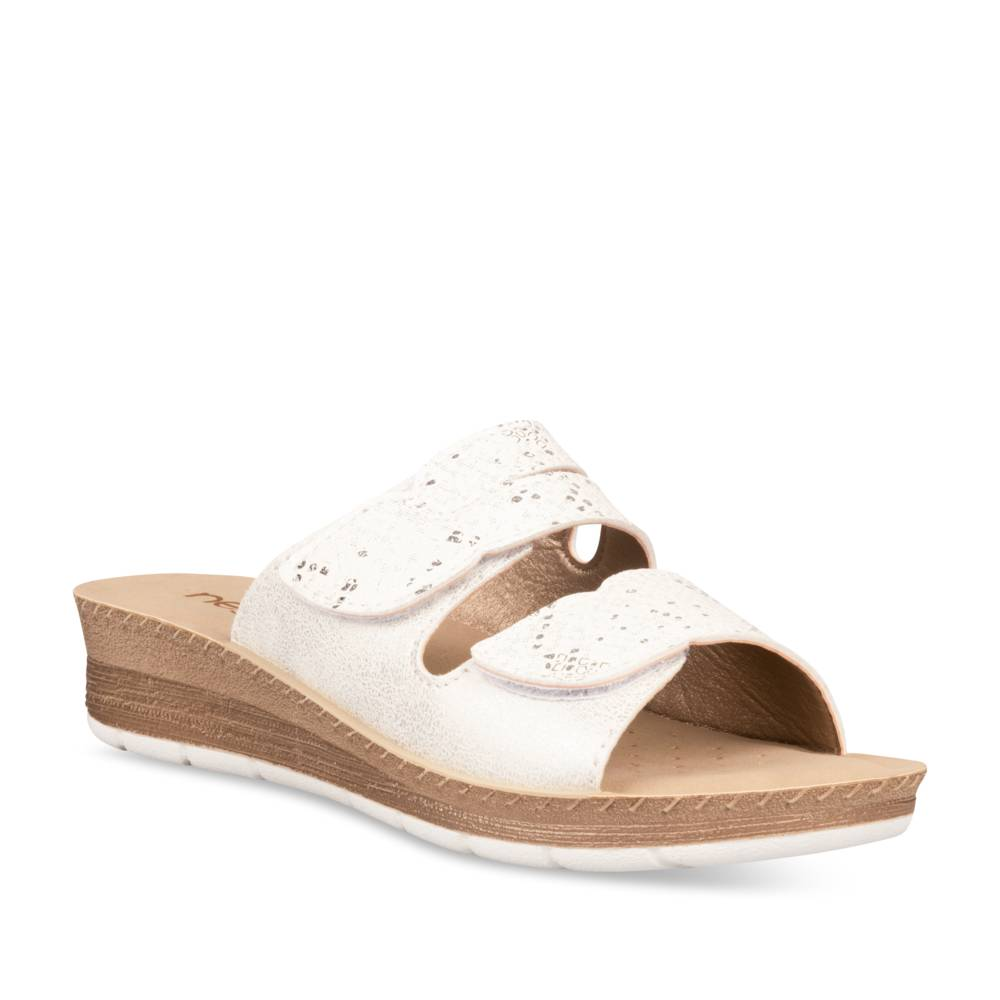 Mules ARGENT NEOSOFT RELAX