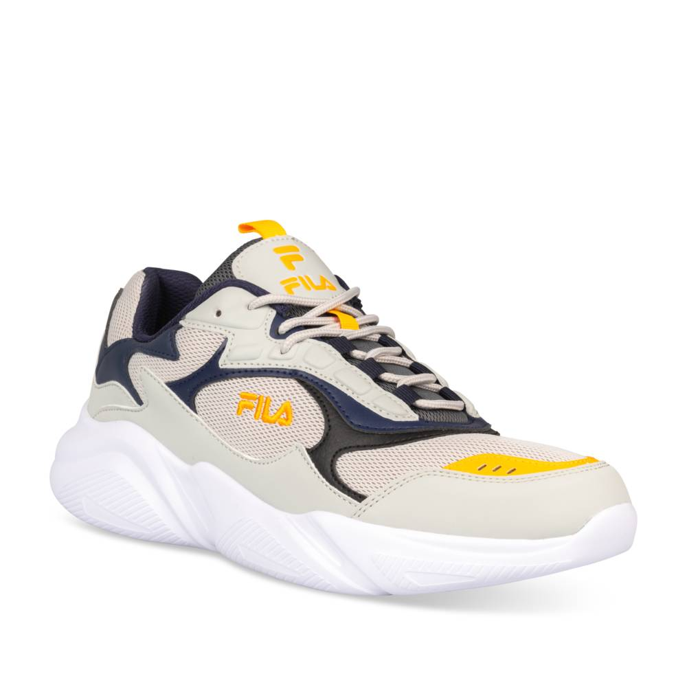 Baskets GRIS FILA