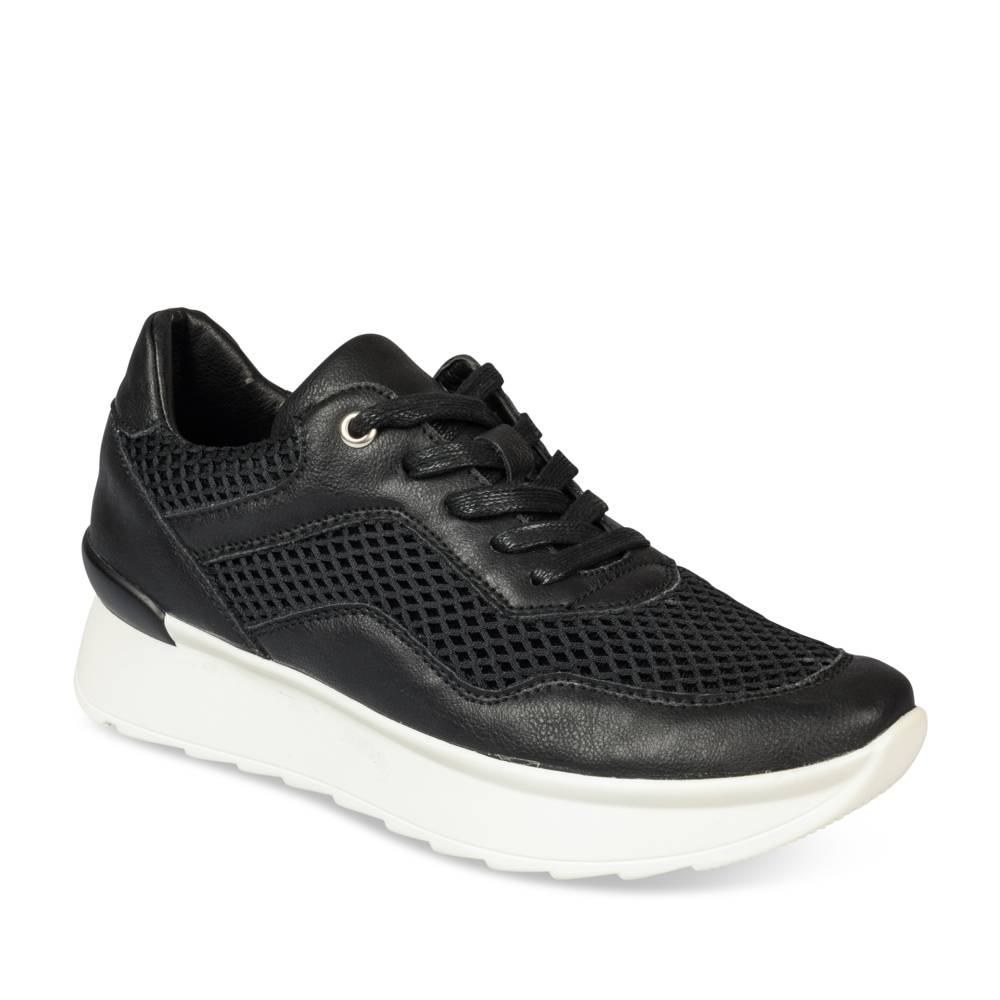 Baskets NOIR ACTIVE FASHION