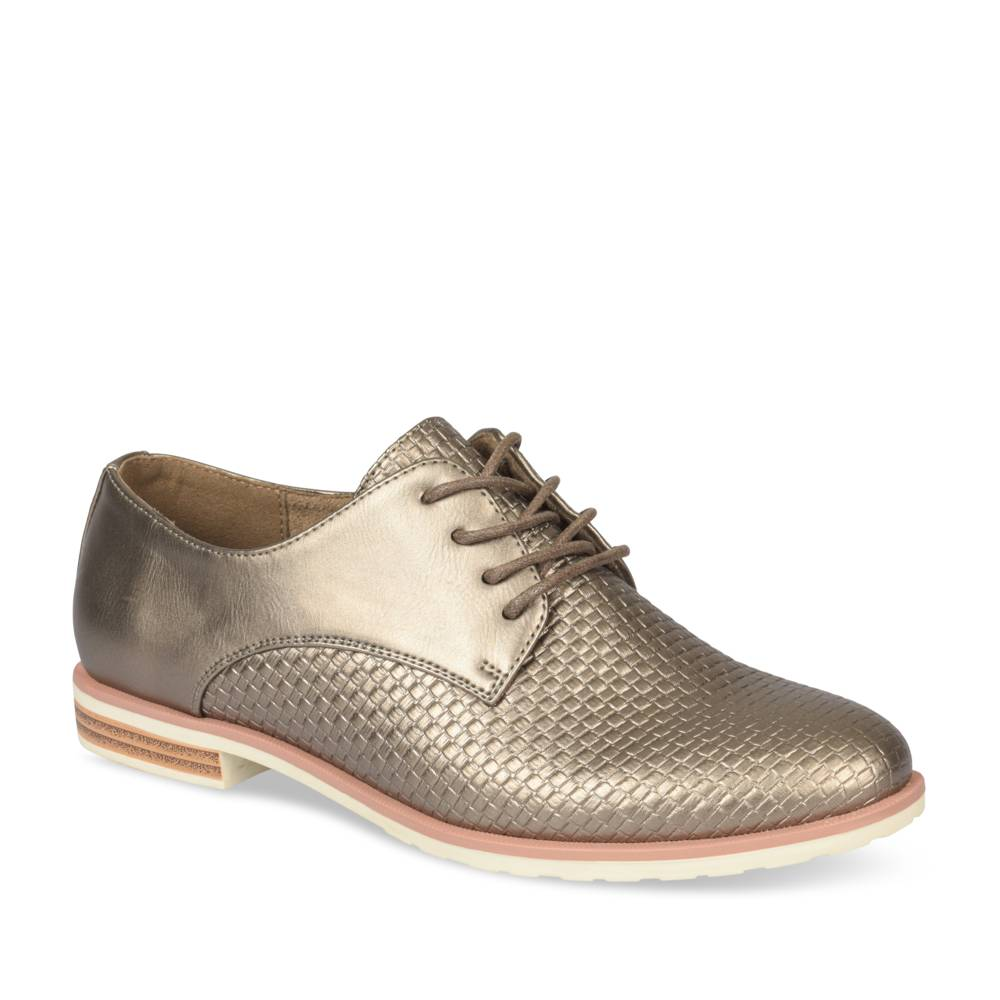 Derbies TAUPE MyB