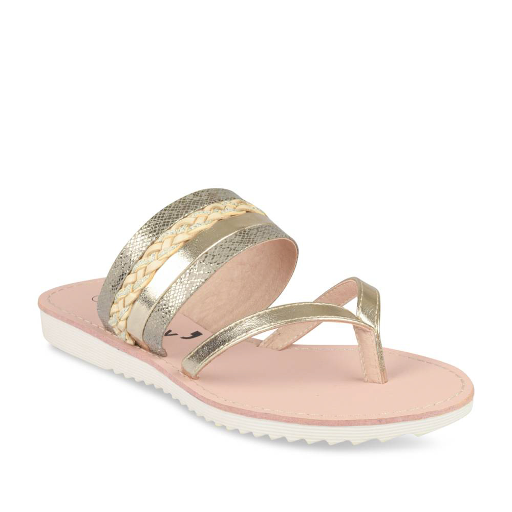 Teenslippers GOUD PHILOV