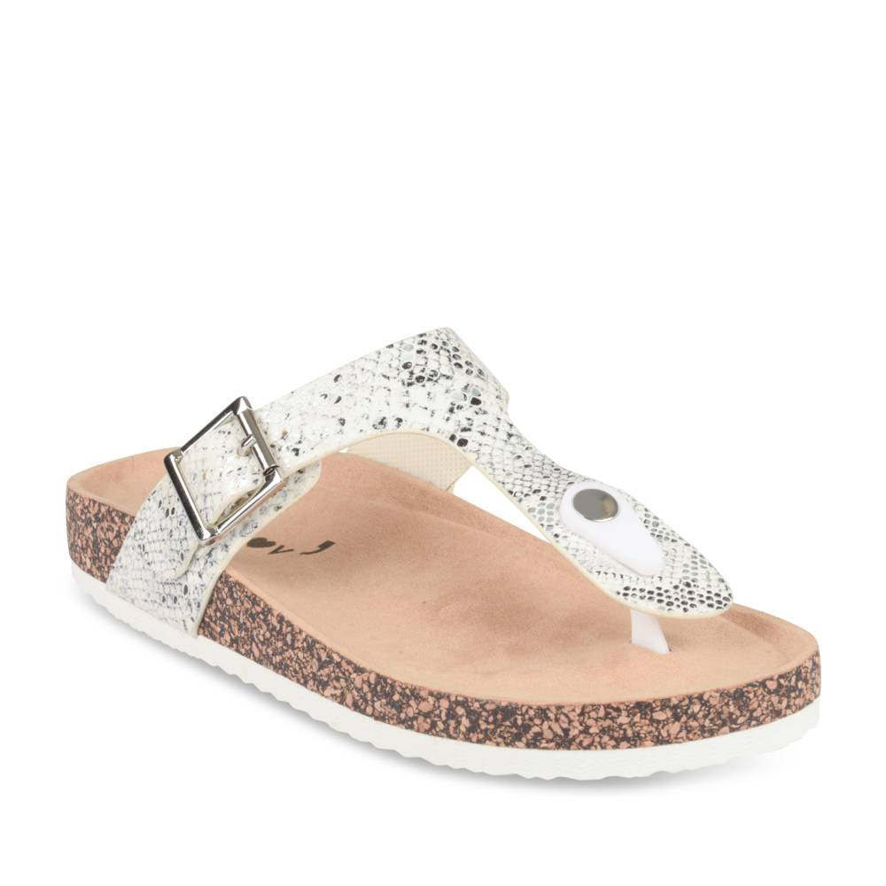 Teenslippers METALLIC PHILOV