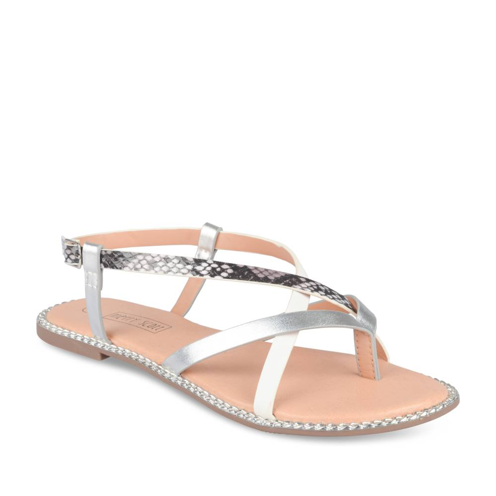 Sandalen WIT MERRY SCOTT