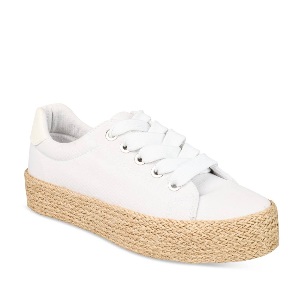 Baskets BLANC MERRY SCOTT