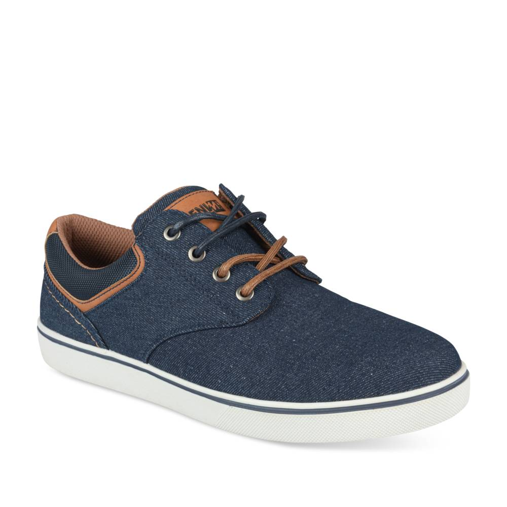 Hoge sneakers NAVY DENIM SIDE