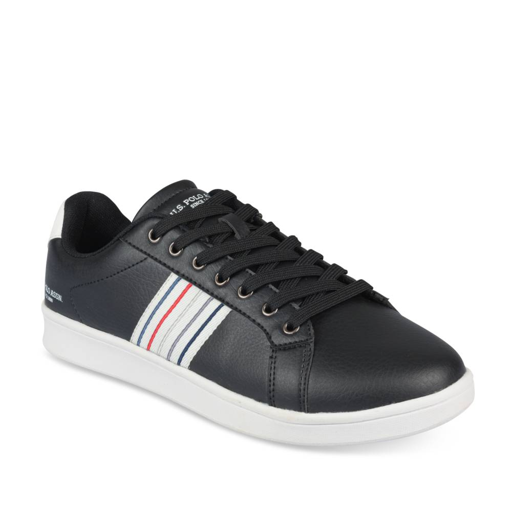 Baskets NOIR U.S. POLO ASSN.