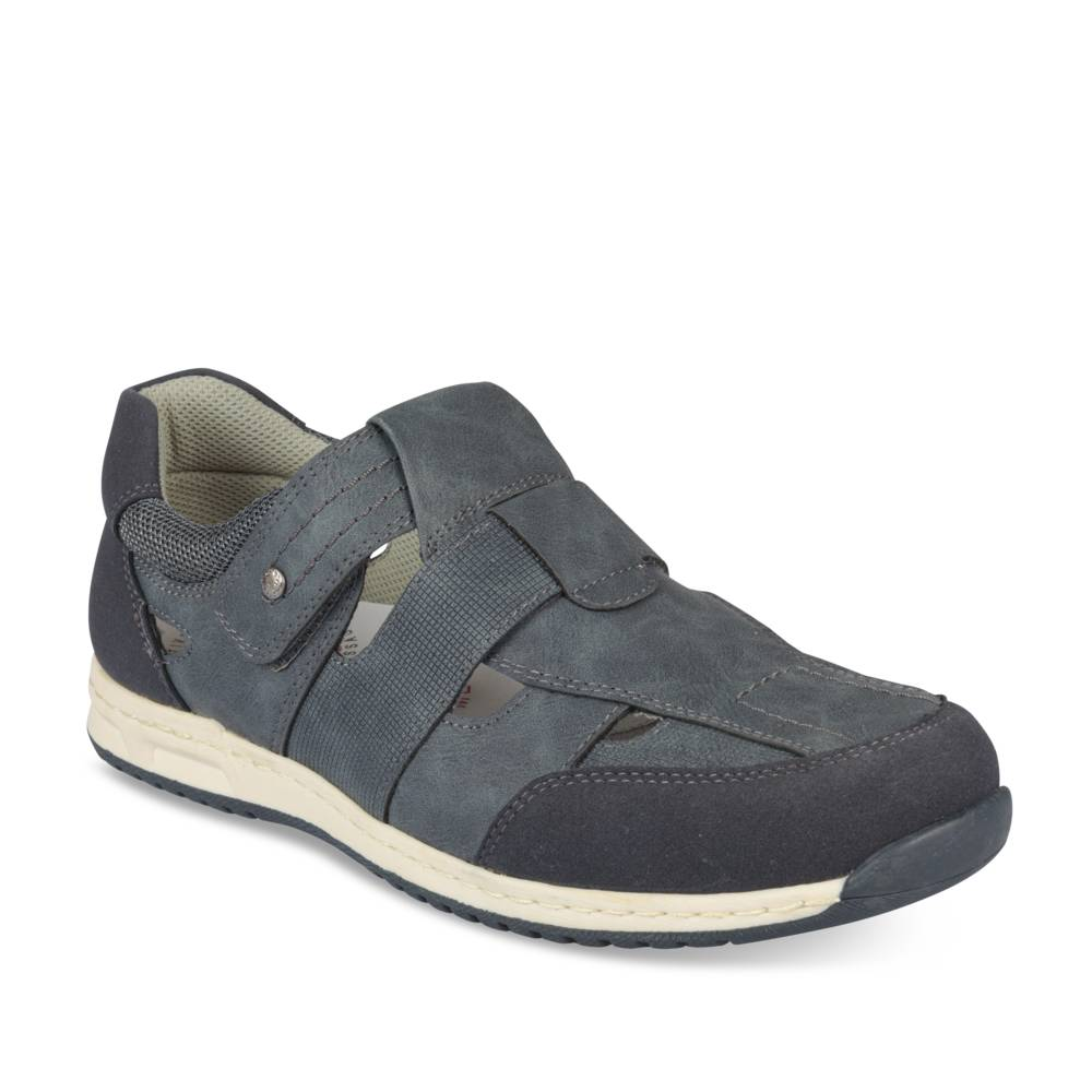 Chaussures confort GRIS RELIFE