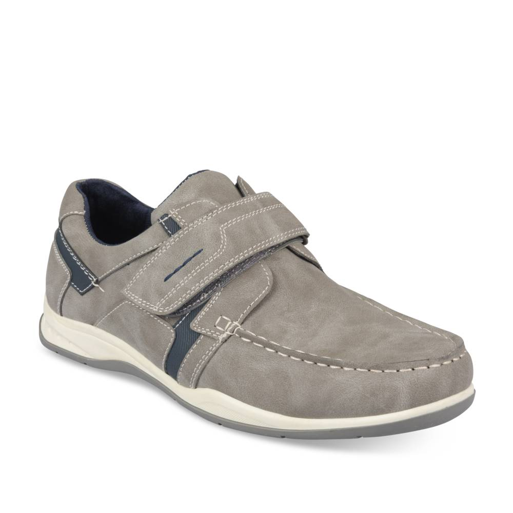 Chaussures confort GRIS NEOSOFT HOMME