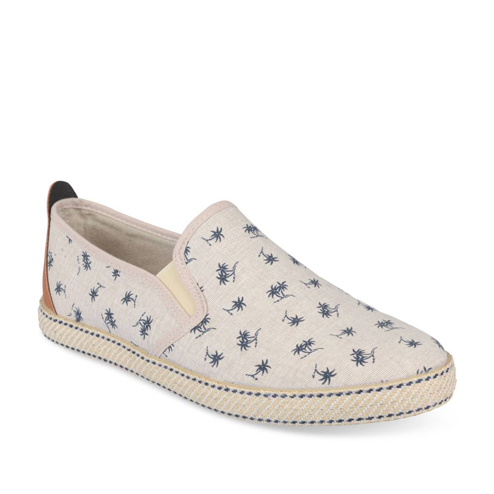 Espadrilles BEIGE DENIM SIDE