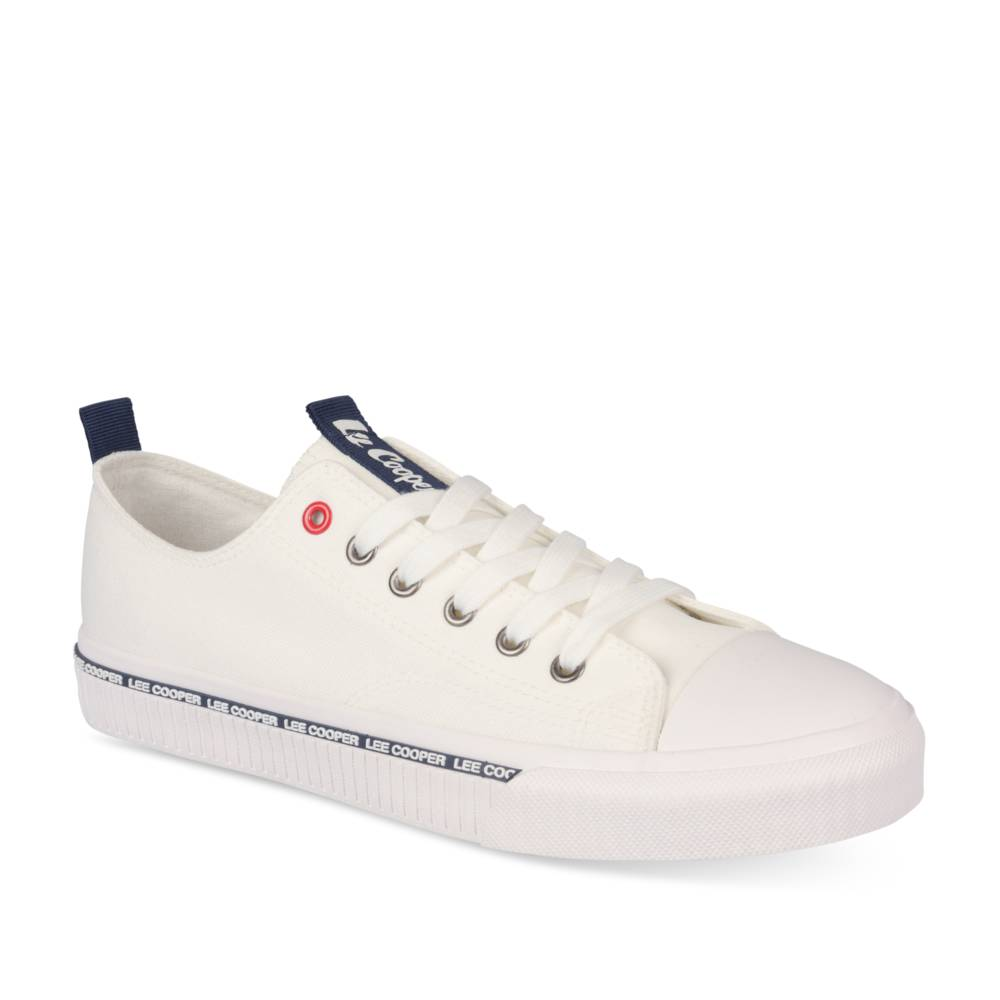 Hoge sneakers WIT LEE COOPER