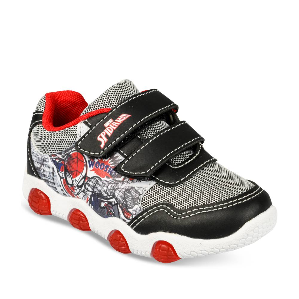 Sneakers ZWART SPIDERMAN