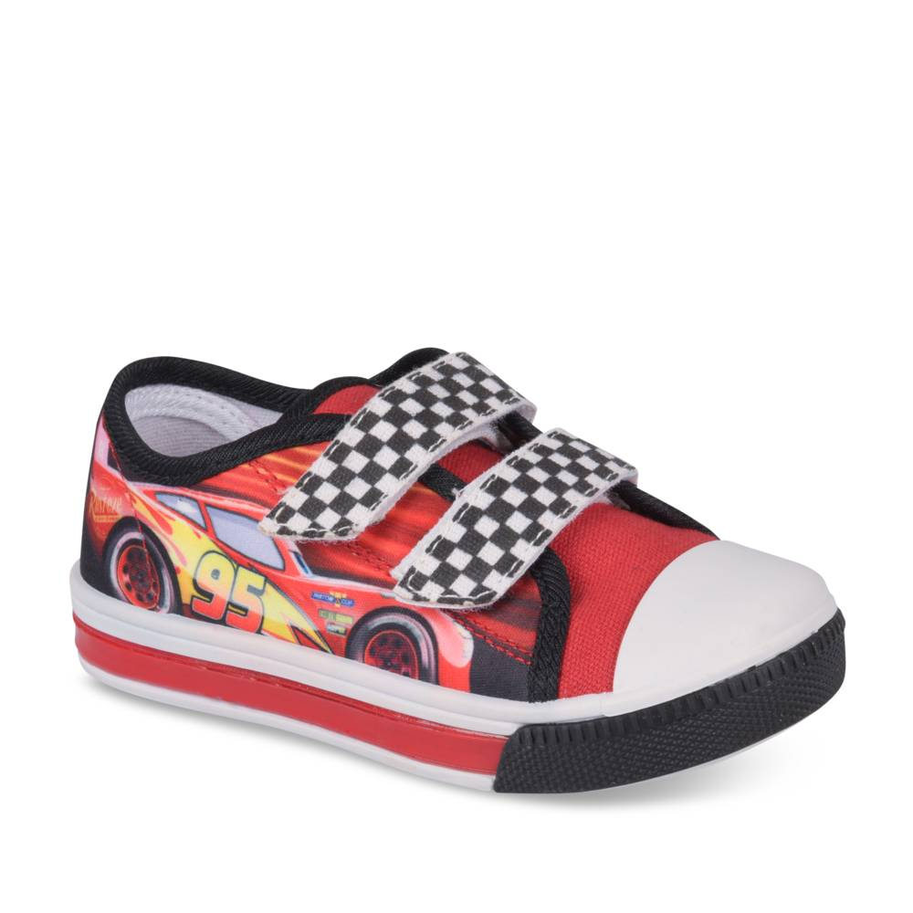 Baskets ROUGE CARS