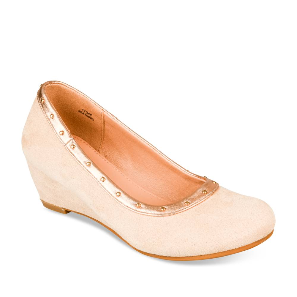 Ballerines BEIGE LOVELY SKULL