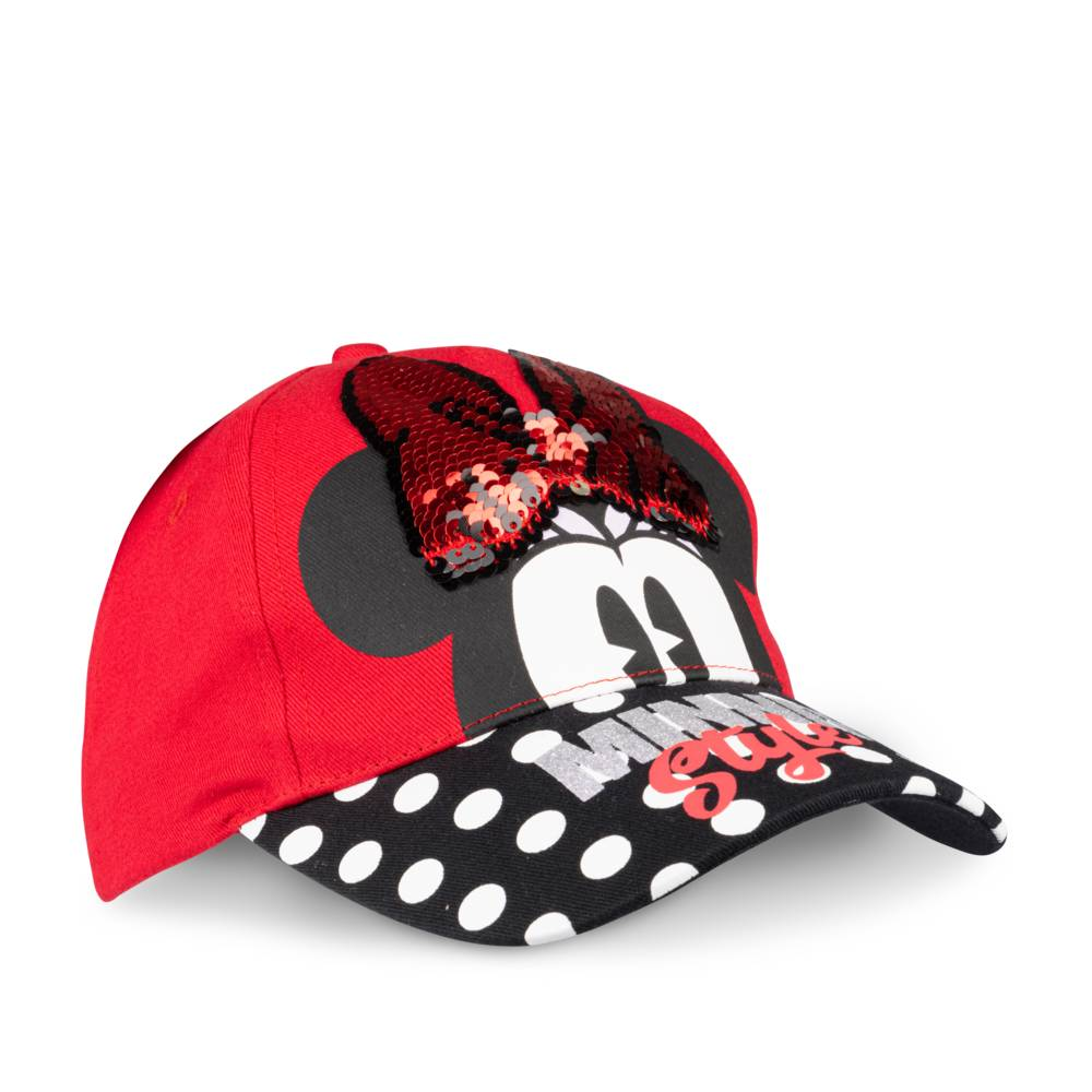 Cap ROOD MINNIE