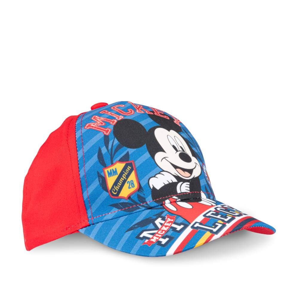 Casquette ROUGE MICKEY
