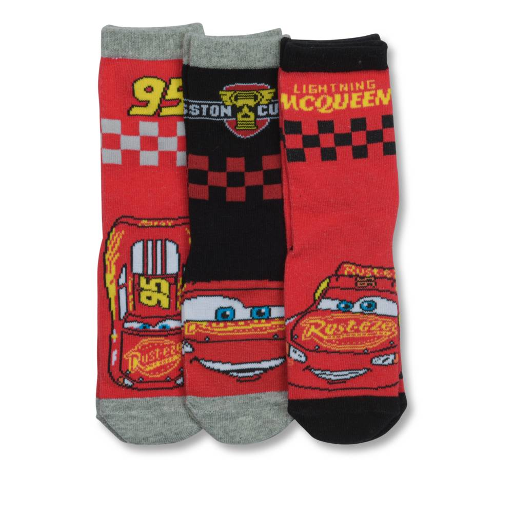 Chaussettes ROUGE CARS
