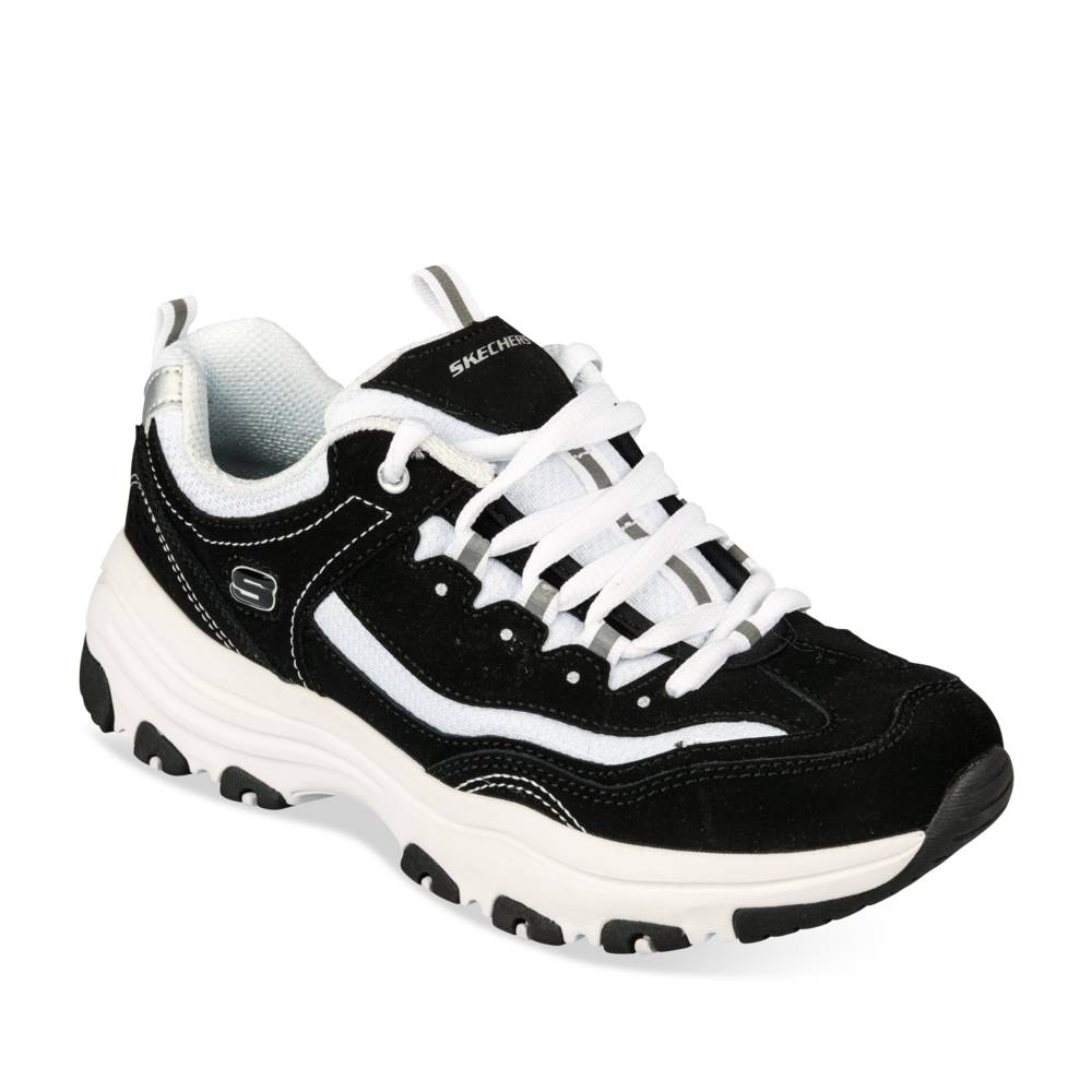 Baskets NOIR SKECHERS